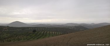 Herbst in Andalusien