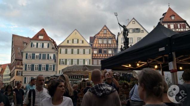 Umbrisch-Provenzalischer Markt Tübingen