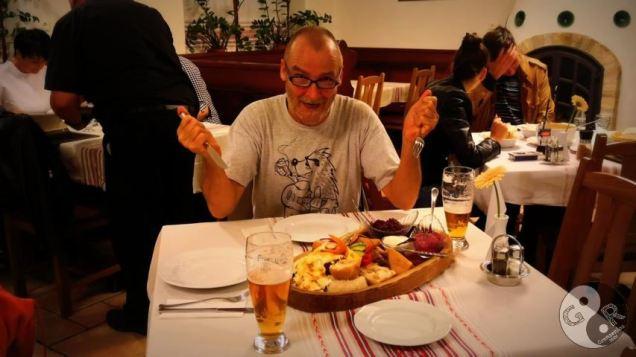 "Akaszto, Restaurant Akasztoi, ""Matayas-Platte"""