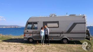 Reisen mit Berta, Anja & Sebastian